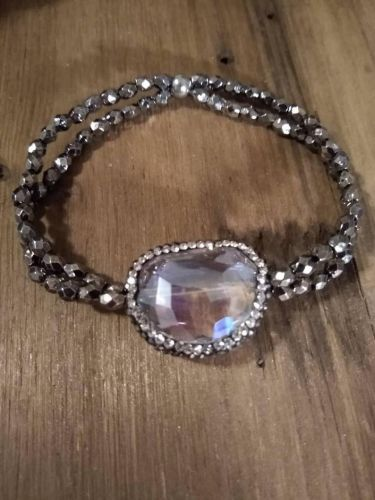Crystal Glass Bracelet