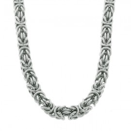 Byzantine Stainless Steel Necklace