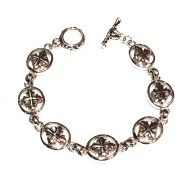 Canterbury Cross Bracelet
